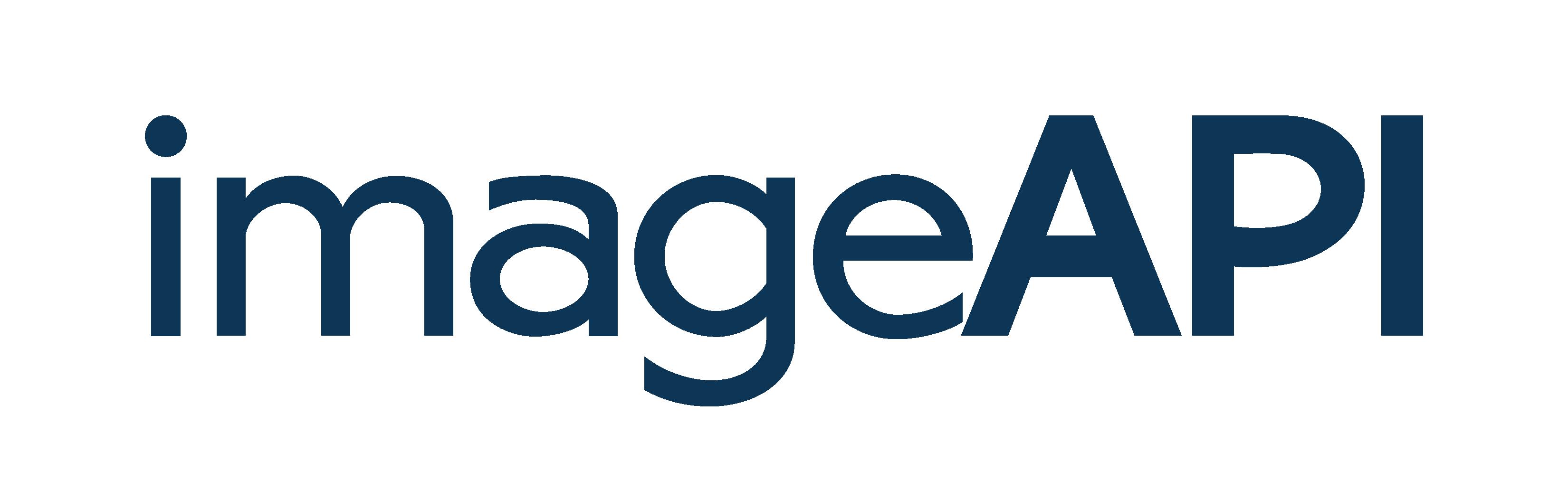 Image API logo